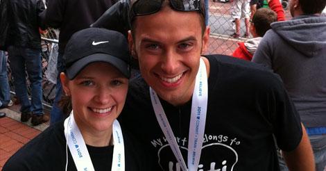 Columbus Half-Marathon 2011