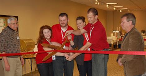 Community Ambassadors Ribbon Cutting!