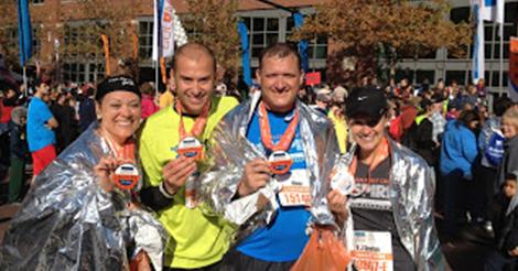 Columbus Half-Marathon 2012