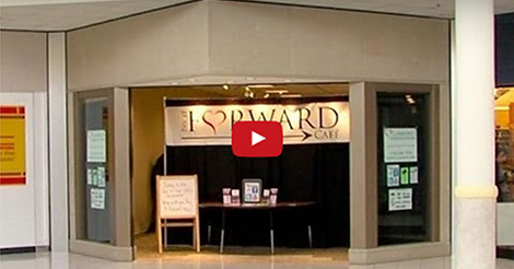 Due to Parmatown redevelopment, Pay It Forward Cafe will have to find a new location.